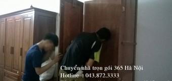 Dịch vụ chuyển văn phòng trọn gói tại huyện Gia Lâm