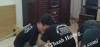 Chuyển văn phòng biệt thự – Chung cư gelexia Riverside – 885 Tam Trinh