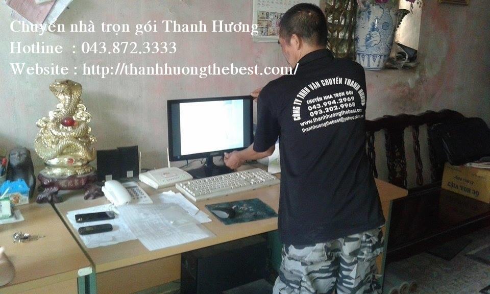 Chuyển nhà chuyên nghiệp tại phố Cự Lộc