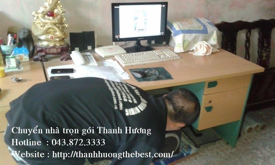 Chuyển văn phòng giá rẻ tại phố Cù Chính Lan