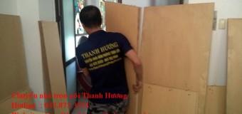 Chuyển văn phòng trọn gói chung cư Vinhomes Nguyễn Chí Thanh