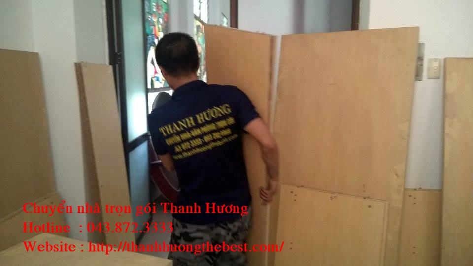 Chuyển nhà giá rẻ tại phố Vũ Hữu
