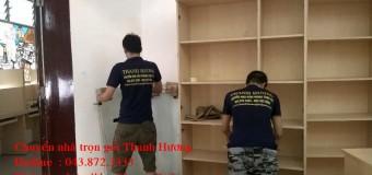 Dịch vụ chuyển văn phòng giá rẻ tại phố Hoàng Mai