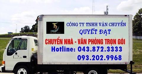 Dịch vụ 365 ngày chuyển nhà tại phố Đỗ Nhuận