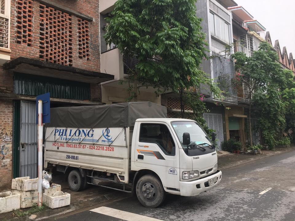 Vận chuyển hàng hóa Thanh Hương phố Hàng Bông