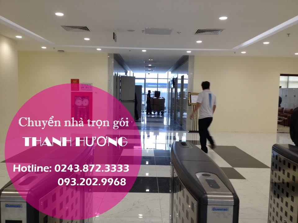 Chuyển nhà trọn gói 365 tại phố Nguyễn Khắc Hạnh