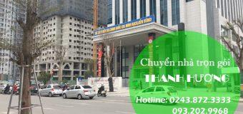 Dịch vụ chuyển nhà 365 tại phố Võ Chí Công