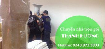 Dịch vụ chuyển nhà tại phố Phùng Chí Kiên