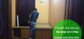 Dịch vụ chuyển nhà trọn gói 365 tại phố Trần Quang Diệu