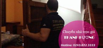 Dịch vụ chuyển nhà trọn gói tại phố Nguyễn Khang
