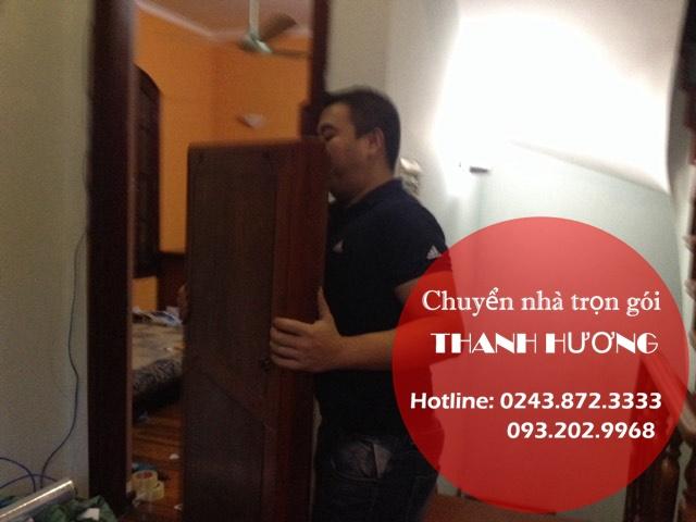 Dịch vụ chuyển nhà trọn gói 365 tại phố Nam Đồng