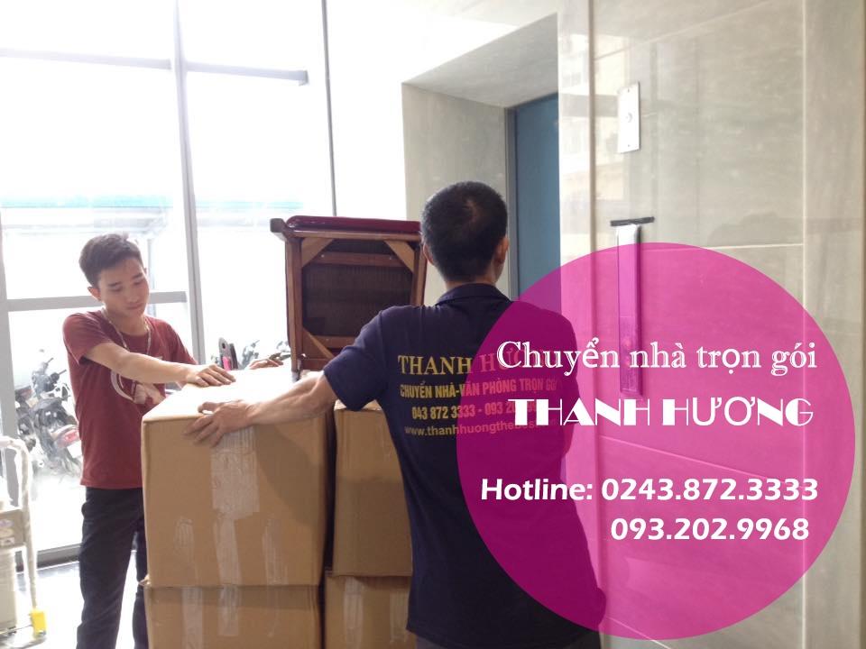 Dịch vụ chuyển nhà trọn gói 365 tại phố Phùng Khoang