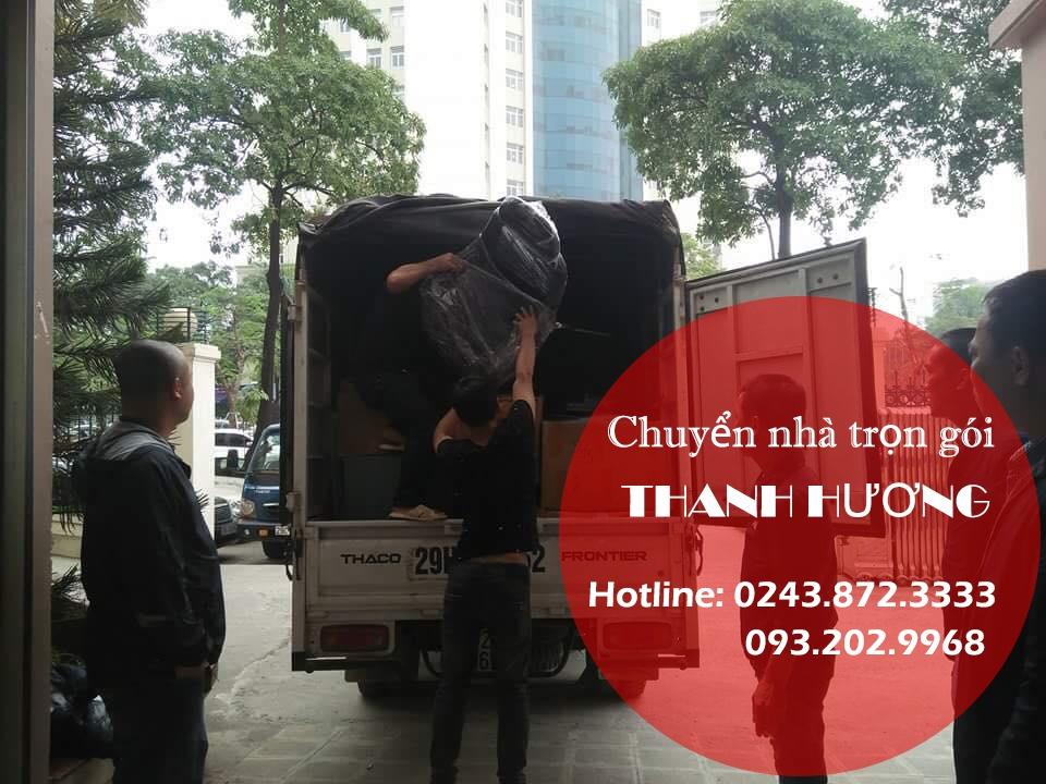Vận tải 365 cho thuê xe tải chở hàng chuyên nghiệp số 1 tại phố Nguyễn Trãi