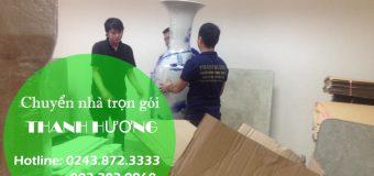 Chuyển nhà trọn gói 365 tại phố Lê Thánh Tông