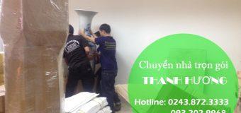 Chuyển nhà trọn gói 365 tại phố Nguyễn Hữu Thọ