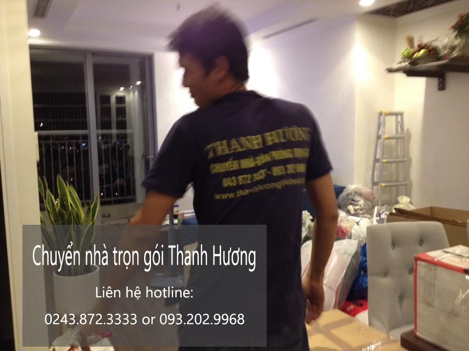 Dịch vụ chuyển nhà trọn gói 365 tại phố Vọng 2019