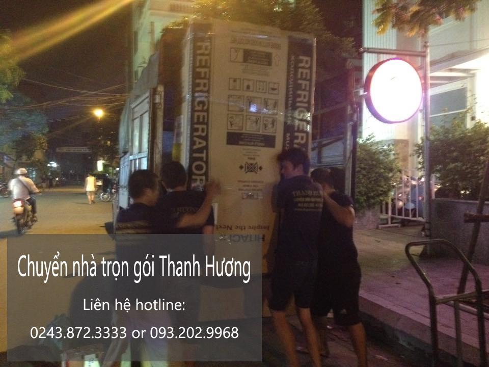 Chuyển nhà trọn gói 365 tại phố Trần Danh Tuyên-093.202.9968