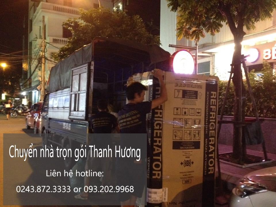 Chuyển nhà trọn gói giá rẻ tại phố Nguyễn Cao Luyện