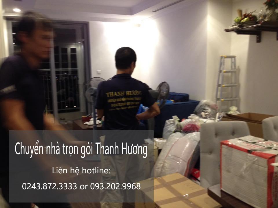 Chuyển nhà trọn gói 365 tại phố Nguyễn Trung Ngạn