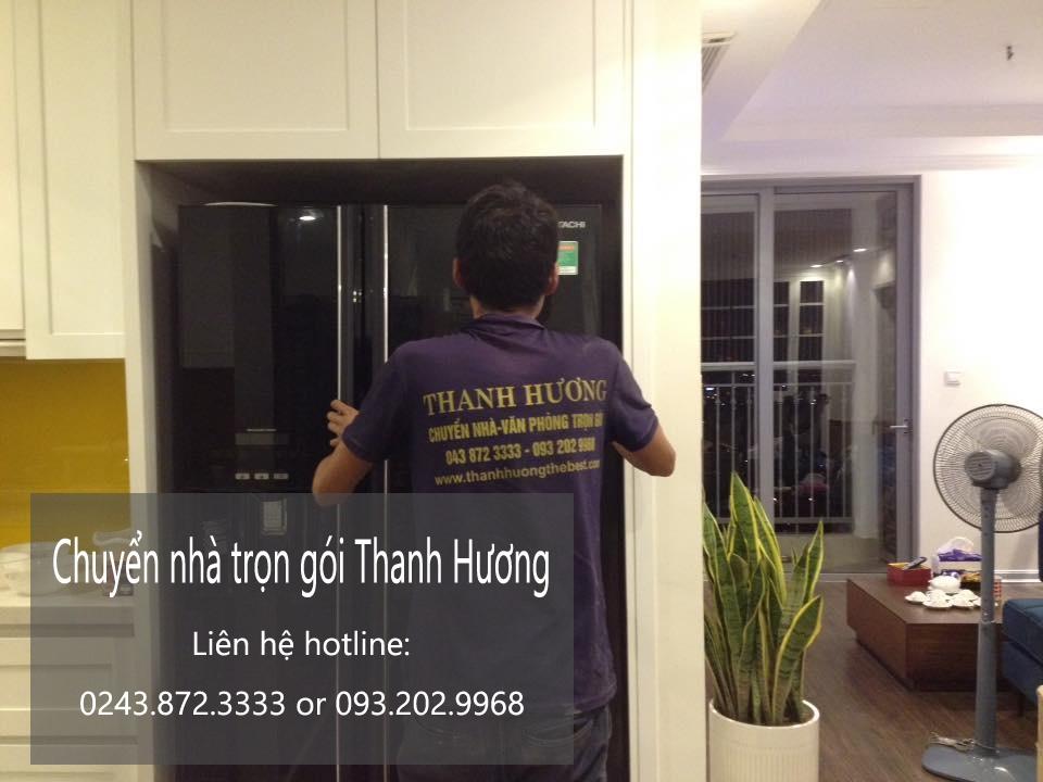 Dịch vụ chuyển nhà trọn gói 365 tại đường Triệu Việt Vương
