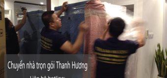 Chuyển nhà trọn gói tại phố Phan Văn Đáng