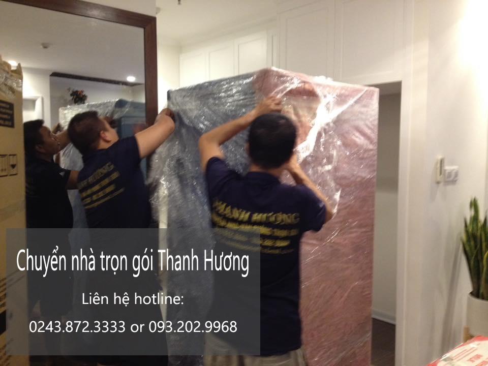 Dịch vụ chuyển nhà trọn gói 365 tại phố Cửu Việt 2019