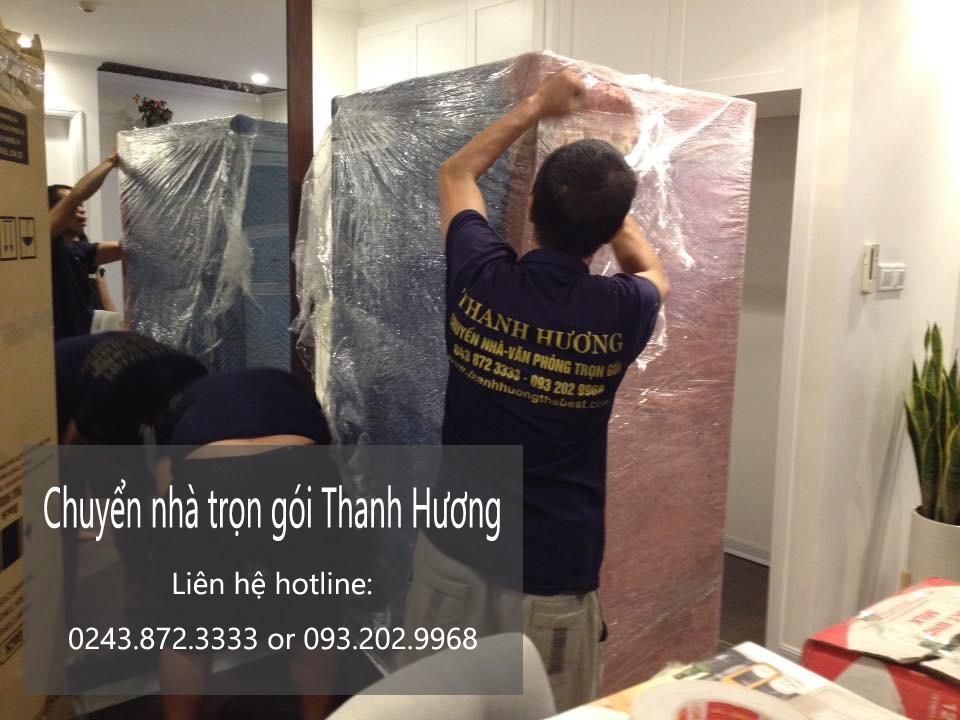 Dịch vụ chuyển nhà trọn gói giá rẻ tại phố Lệ Mật-093.202.9968