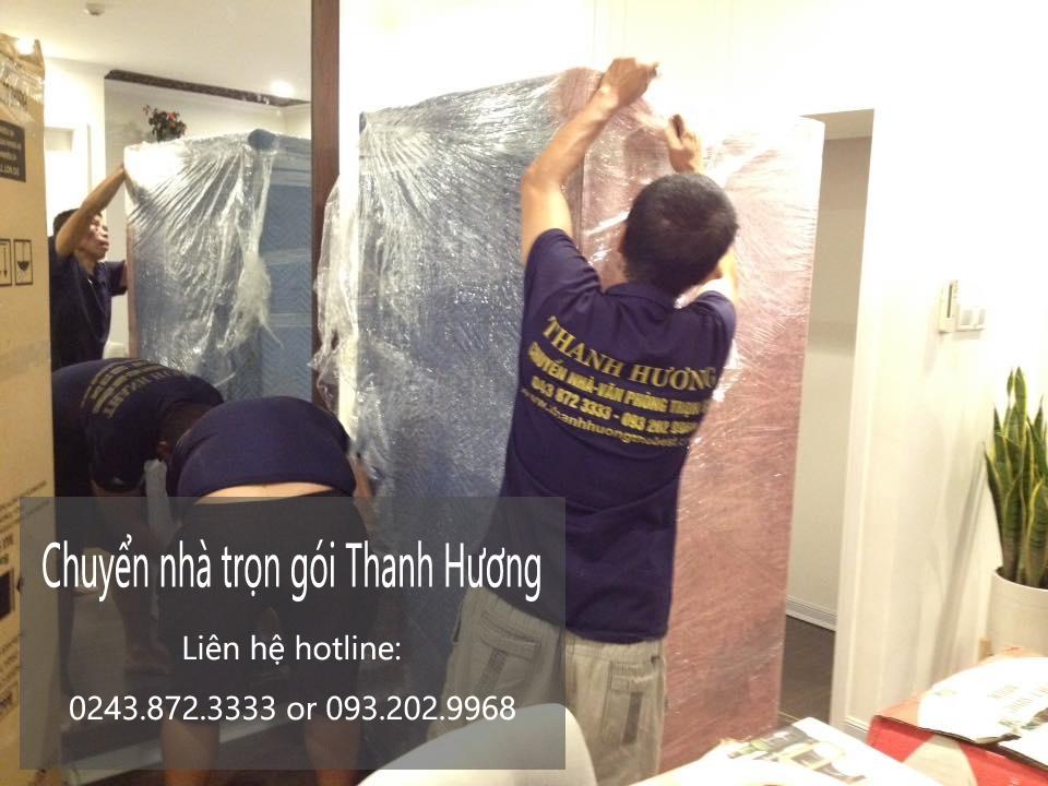 Dịch vụ chuyển nhà trọn gói 365 tại phố Đức Diễn