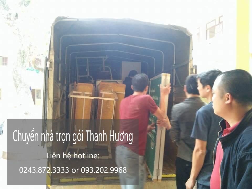Chuyển nhà trọn gói 365 tại phố Trung Hòa