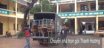 Dịch vụ chuyển nhà trọn gói 365 tại phố Bùi Xương Thạch