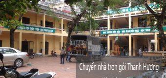 Dịch vụ chuyển văn phòng trọn gói tại phố Yên Nội