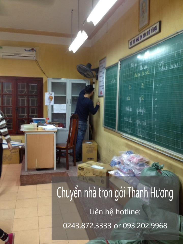 Dịch vụ chuyển nhà trọn gói 365 tại phố Huỳnh Tấn Phát