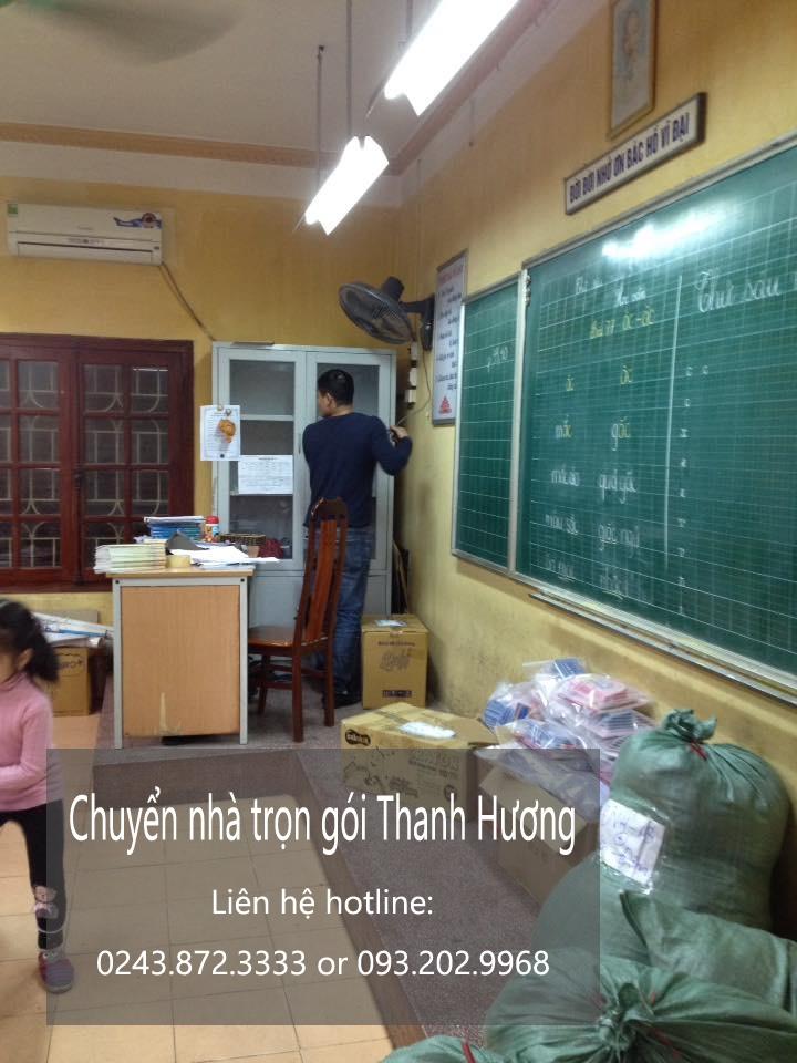 Dịch vụ chuyển nhà trọn gói giá rẻ tại phố An Trạch