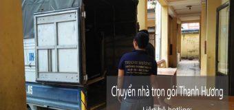 Dịch vụ chuyển nhà trọn gói 365 tại phố Võ Chí Công