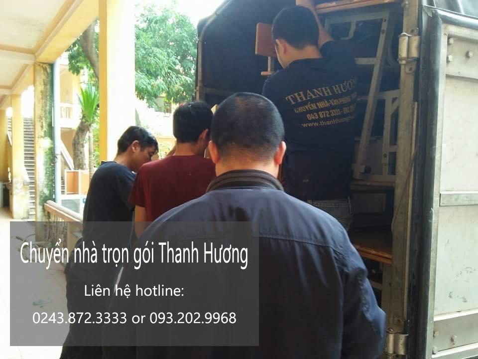 Dịch vụ chuyển nhà trọn gói tại phố Lê Văn Thêm
