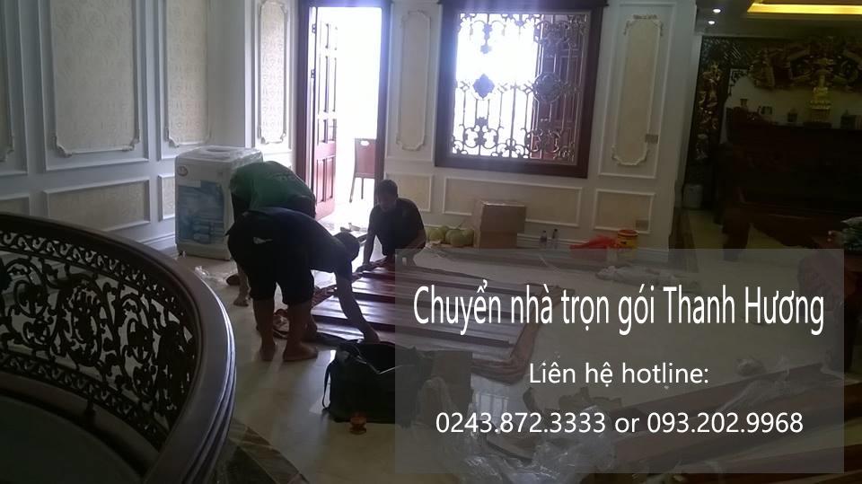 Chuyển nhà trọn gói tại phố Hồng Tiến