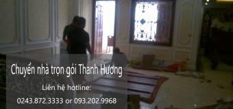 Chuyển nhà trọn gói 365 tại phố Nguyễn Lam