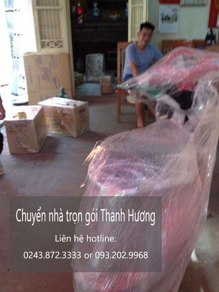 Dịch vụ chuyển nhà trọn gói 365 tại phố Đặng Tiến Hoàng