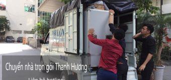 Chuyển nhà trọn gói 365 tại phố Nguyễn Cơ Thạch