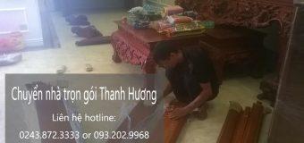 Chuyển nhà trọn gói 365 phố Nguyễn Cao Luyện