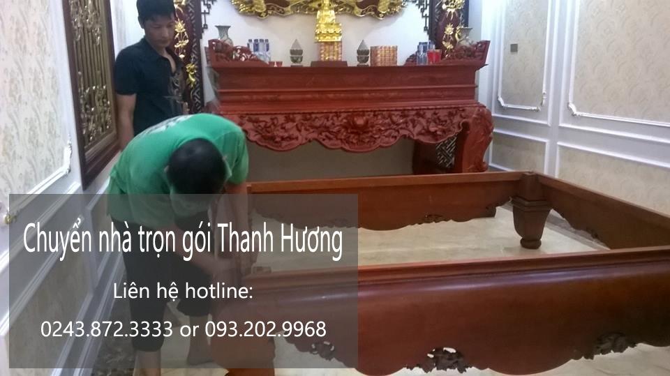 Dịch vụ chuyển nhà trọn gói tại phố Hồng Mai - 093.202.9968.