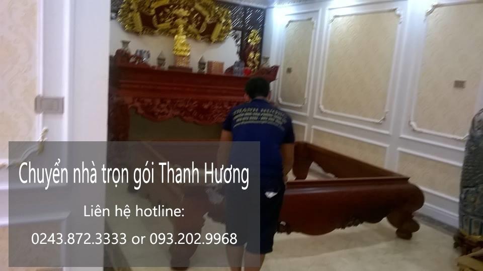 Chuyển nhà trọn gói giá rẻ chuyên nghiệp tại phố Hoa Lâm