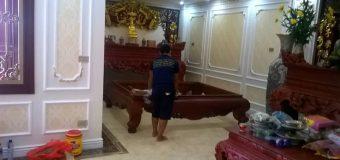 Chuyển nhà trọn gói tại phố Việt Hưng