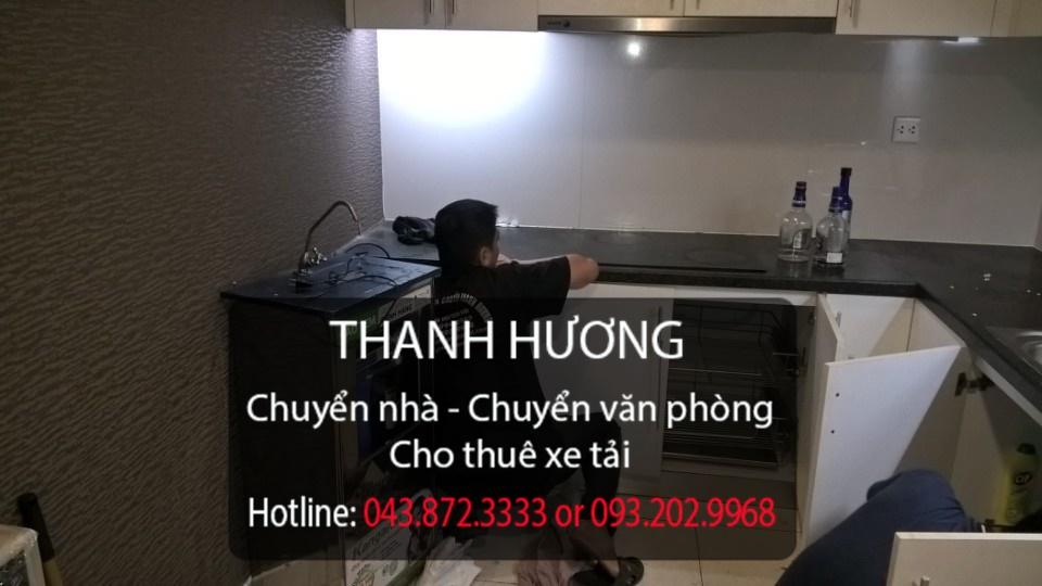 Dịch vụ chuyển nhà trọn gói giá rẻ chuyên nghiệp 365 tại đường Lâm Du