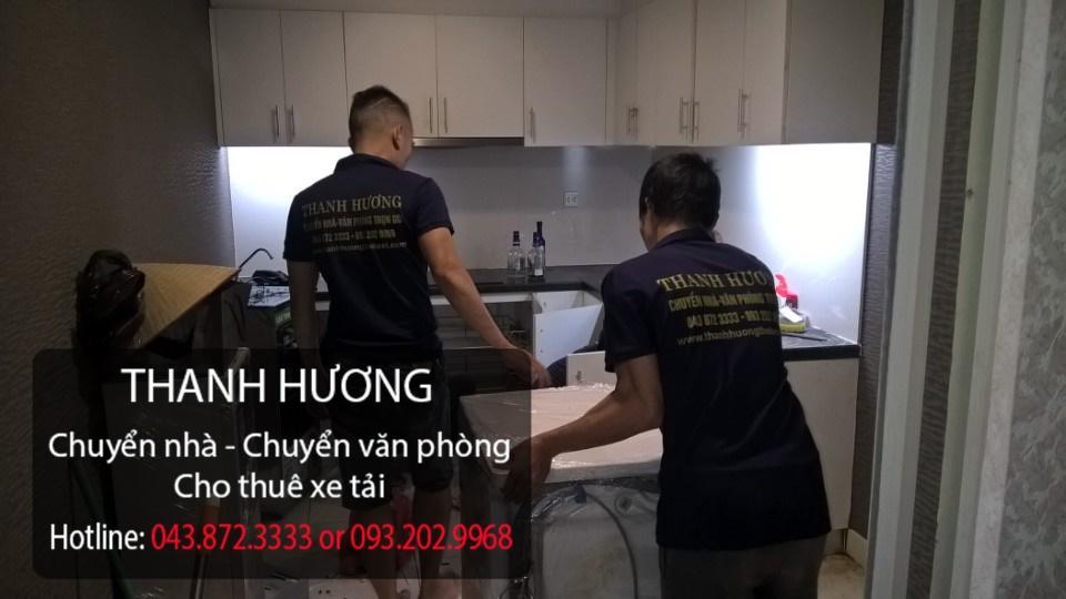 Công ty Thanh Hương 365 cung cấp chuyển nhà trọn gói tại phố Mai Anh Tuấn