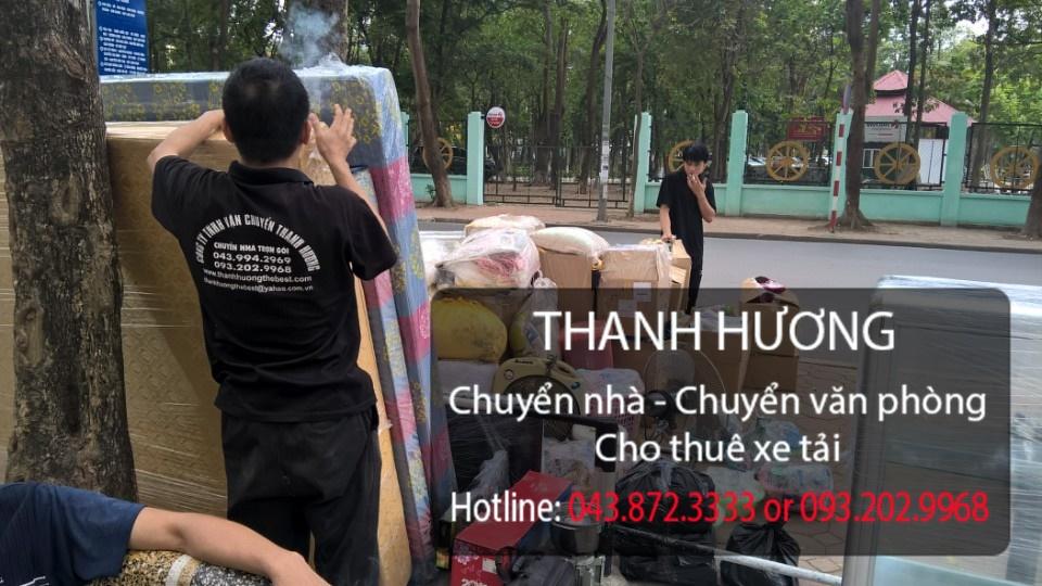 Thanh Hương người bạn đồng hành của gia đình bạn tại đường Đa Tốn
