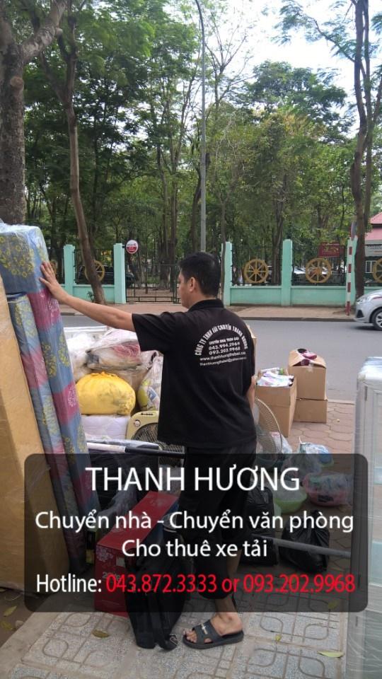 Công ty chuyển nhà trọn gói giá rẻ uy tín tại đường Lâm Du