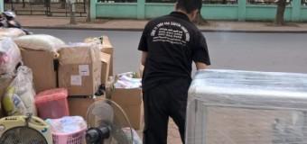 Chuyển nhà trọn gói tại đường Ngọc Trì