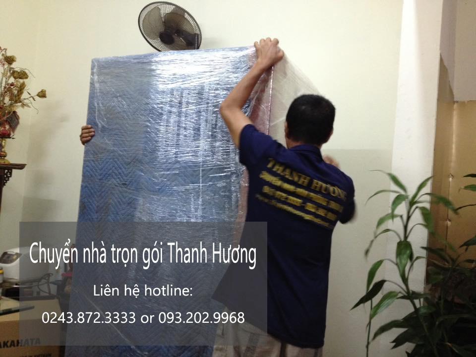 Dịch vụ chuyển nhà trọn gói 365 tại phố Hoàng Công Chất
