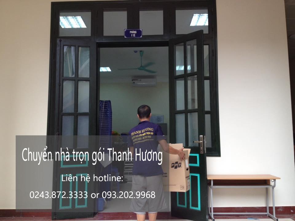 Chuyển nhà trọn gói 365 tại phố Nguyễn Công Trứ